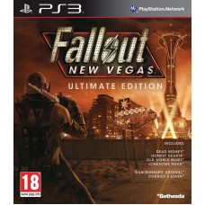 Fallout New Vegas Ultimate Edition для PS3