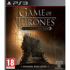 Game of Thrones: A Telltale Games Series русские субтитры для PS3