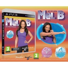 Игра для Playstation 3 Get Fit With Mel B для PS3