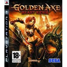 Golden Axe: Beast Rider русская документация для PS3