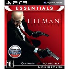 Hitman Absolution русская версия PS3