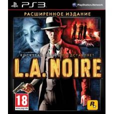 L.A. Noire для PS3