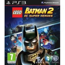 LEGO Batman 2: DC Super Heroes русские субтитры для PS3