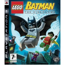 LEGO Batman: The Videogame для PS3