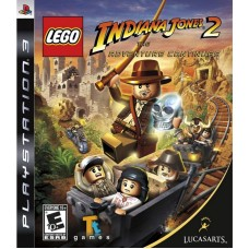 LEGO Indiana Jones 2: The Adventure Continues для PS3