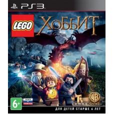 LEGO Хоббит русские субтитры для PS3