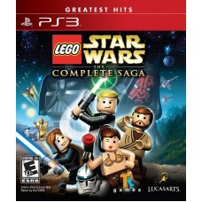 LEGO Star Wars:  The Complete Saga для PS3