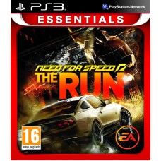 Need For Speed The Run русская версия для PS3