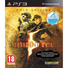Resident Evil 5 Gold Edition для PS3
