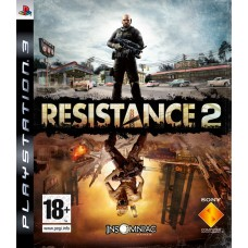 Игра для Playstation 3 Resistance 2