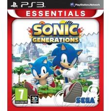 Sonic Generations для PS3
