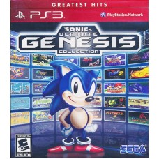 Sonic's Ultimate Genesis Collection для PS3