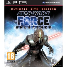Star Wars: The Force Unleashed. Ultimate Sith Edition для PS3