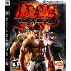 Tekken 6 русские субтитры для PS3