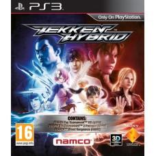 Tekken Hybrid русские субтитры для PS3