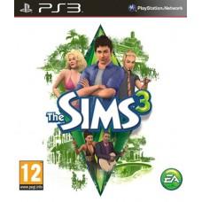 The Sims 3 русская версия для PS3