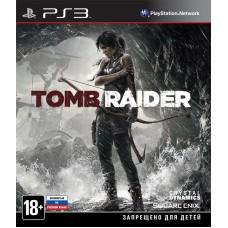 Tomb Raider русская версия для PS3