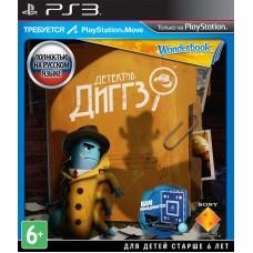 Детектив Диггз русская версия для PS3