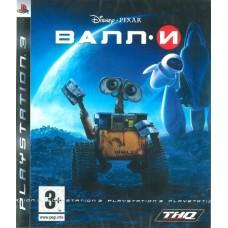 Disney-Pixar ВАЛЛ-И русская версия для PS3