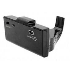 Аккумулятор насадка на джойстик Dualshock3, 2800mAh, черный [PS3]
