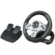 Руль DVTech WD202 Mad Rider для PS3/PS2/PC