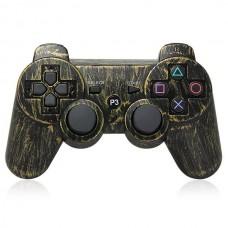 Джойстик беспроводной для PS3, бронзовый