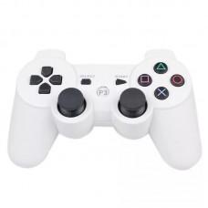 Джойстик беспроводной для PS3, белый