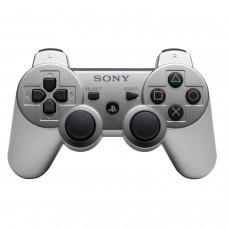 Джойстик беспроводной Dualshock3, Satin Silver