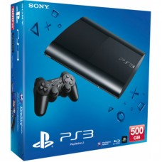 Sony PlayStation 3 Super Slim 12 Гб + HDD 500 ГБ