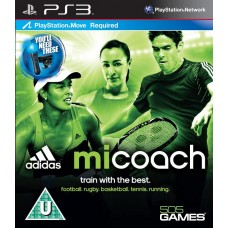 Игра для Playstation 3 Adidas miCoach