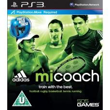 Adidas miCoach для PS3