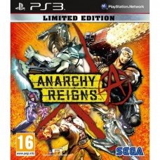 Anarchy Reigns. Limited Edition для PS3