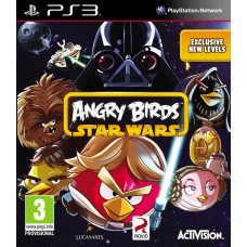Игра для Playstation 3 Angry Birds Star Wars русская версия