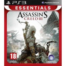 Assassin's Creed 3 русская версия для PS3