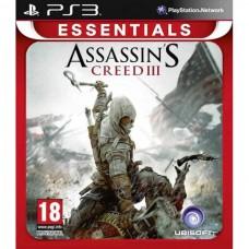 Assassin's Creed 3 русская версия для PS3