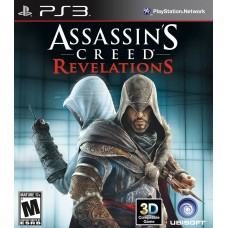 Assassin's Creed Откровения русская версия для PS3