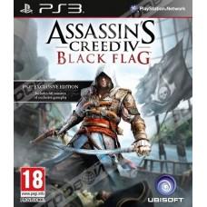 Assassin's Creed IV. Черный Флаг русская версия для PS3