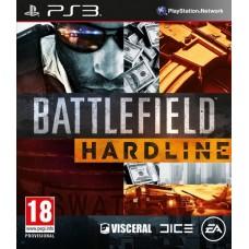 Battlefield Hardline русская версия для PS3