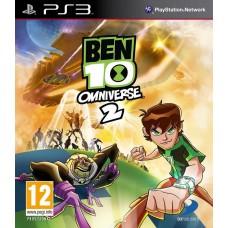 Игра для Playstation 3 Ben 10: Omniverse 2