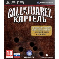 Игра для Playstation 3 Call of Juarez: Картель Limited Edition русская версия