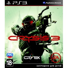 Игра для Playstation 3 Crysis 3 русская версия