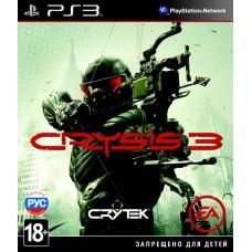 Crysis 3 русская версия для PS3