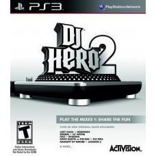 DJ Hero 2 для PS3