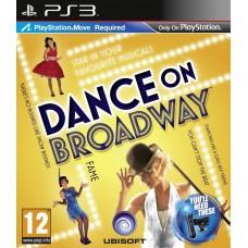 Dance on Broadway русская документация для PS3