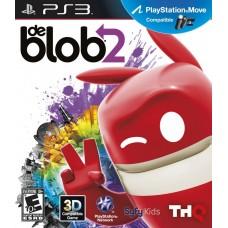 Игра для Playstation 3 De Blob 2