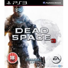Dead Space 3 русские субтитры для  PS3