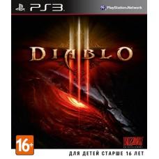 Diablo III русская версия для PS3