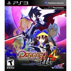 Disgaea 4: A Promise Unforgotten для PS3