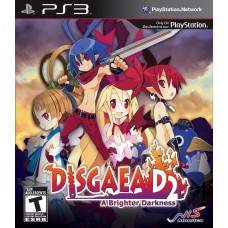 Disgaea D2 A Brighter Darkness для PS3