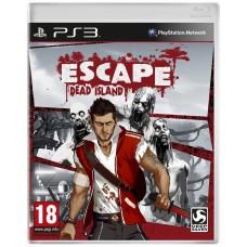 Escape Dead Island для PS3